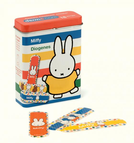 Cover-Bild Miffy Pflaster 6er Set