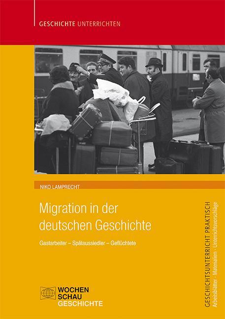 Cover-Bild Migration in der deutschen Geschichte
