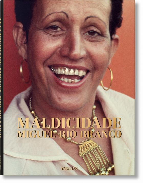 Cover-Bild Miguel Rio Branco. Maldicidade