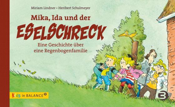 Cover-Bild Mika, Ida und der Eselschreck