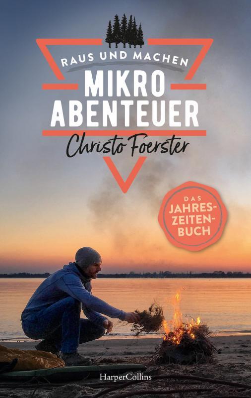 Cover-Bild Mikroabenteuer - Das Jahreszeitenbuch