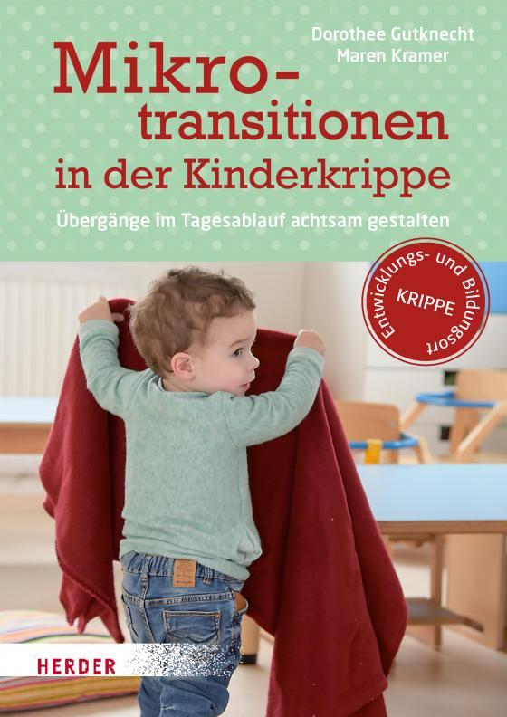 Cover-Bild Mikrotransitionen in der Kinderkrippe