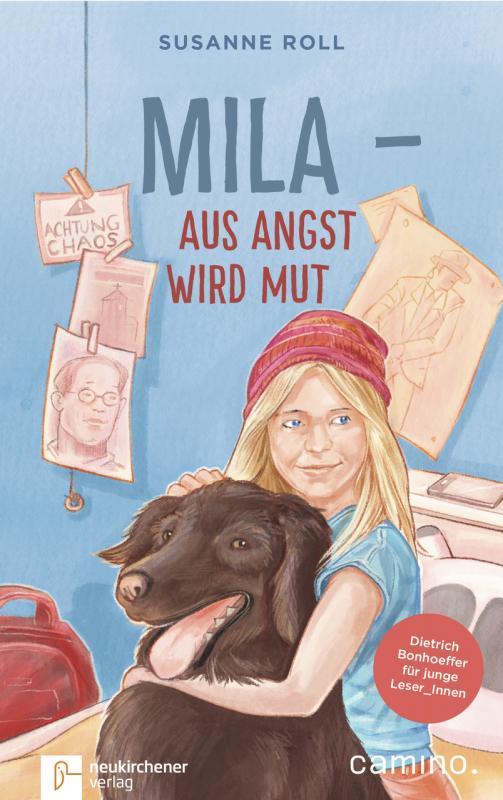 Cover-Bild Mila - Aus Angst wird Mut