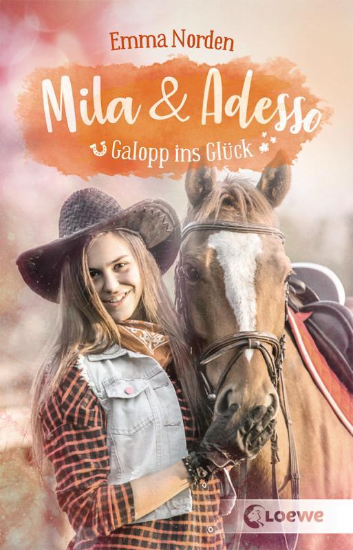 Cover-Bild Mila & Adesso - Galopp ins Glück