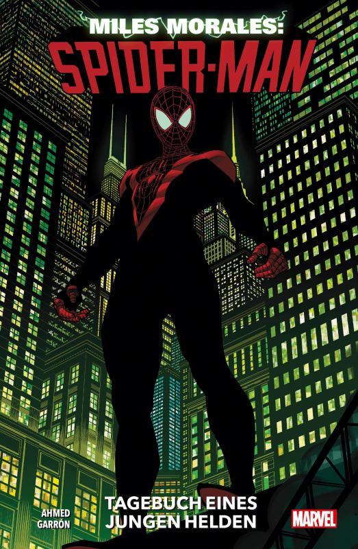 Cover-Bild Miles Morales: Spider-Man - Neustart
