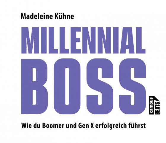 Cover-Bild Millennial-Boss