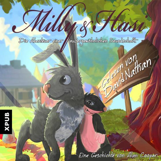 Cover-Bild Milly & Hasi
