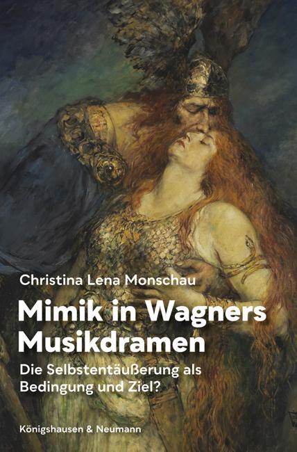 Cover-Bild Mimik in Wagners Musikdramen