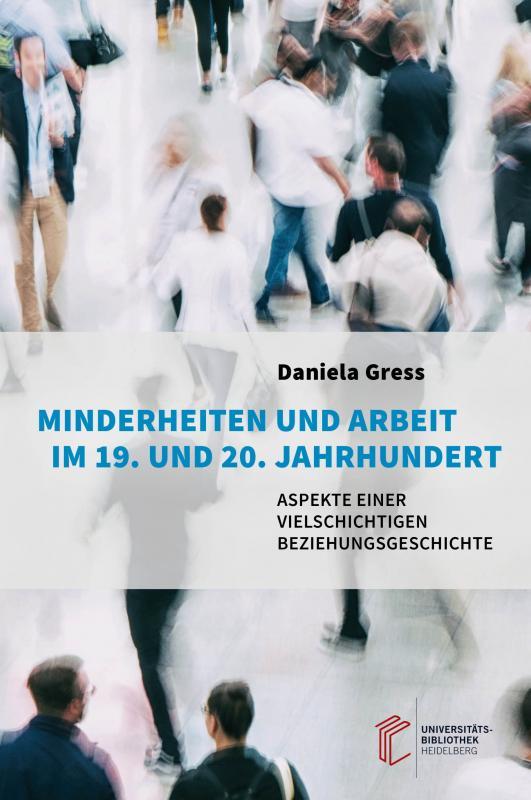Cover-Bild Minderheiten und Arbeit im 19. und 20. Jahrhundert