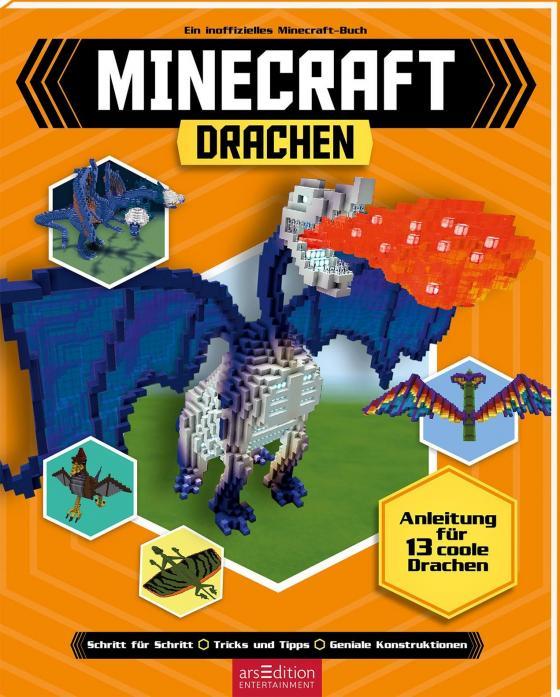 Cover-Bild Minecraft - Drachen