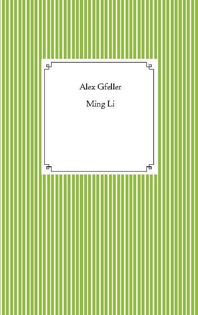 Cover-Bild Ming Li
