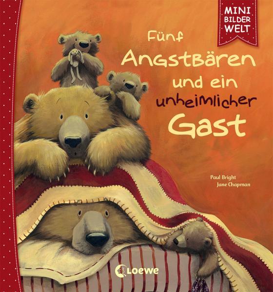 Cover-Bild Mini-Bilderwelt - Fünf Angstbären und ein unheimlicher Gast
