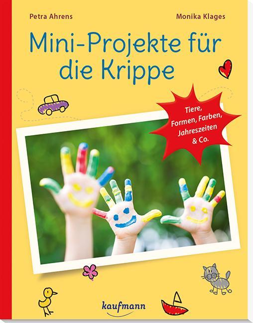 Cover-Bild Mini-Projekte für die Krippe