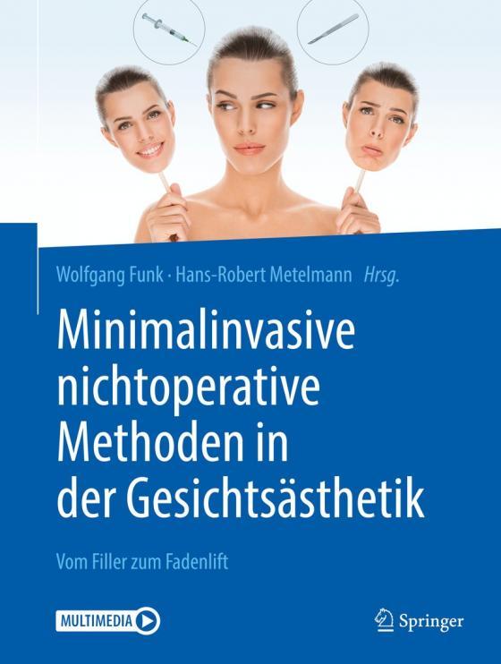 Cover-Bild Minimalinvasive nichtoperative Methoden in der Gesichtsästhetik