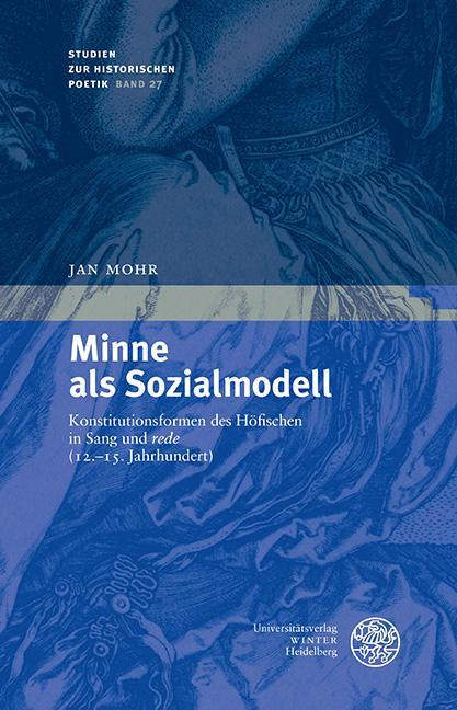 Cover-Bild Minne als Sozialmodell