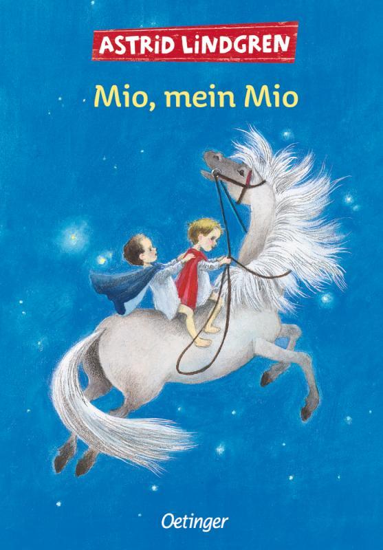 Cover-Bild Mio, mein Mio