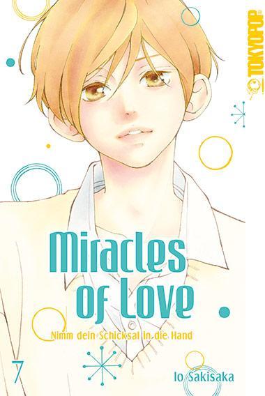 Cover-Bild Miracles of Love - Nimm dein Schicksal in die Hand 07