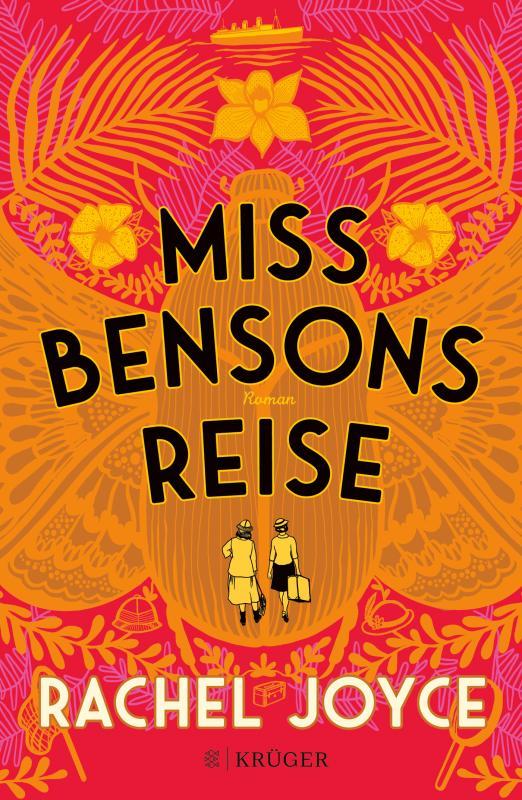 Cover-Bild Miss Bensons Reise