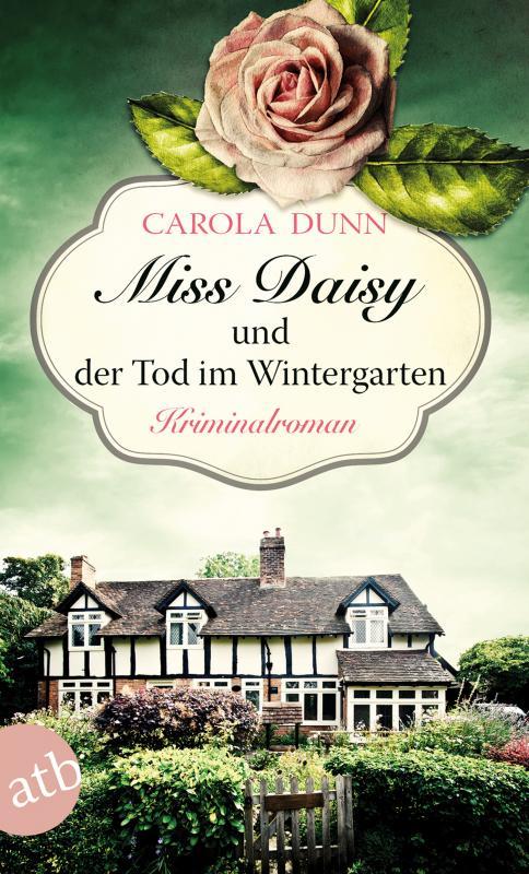 Cover-Bild Miss Daisy und der Tod im Wintergarten