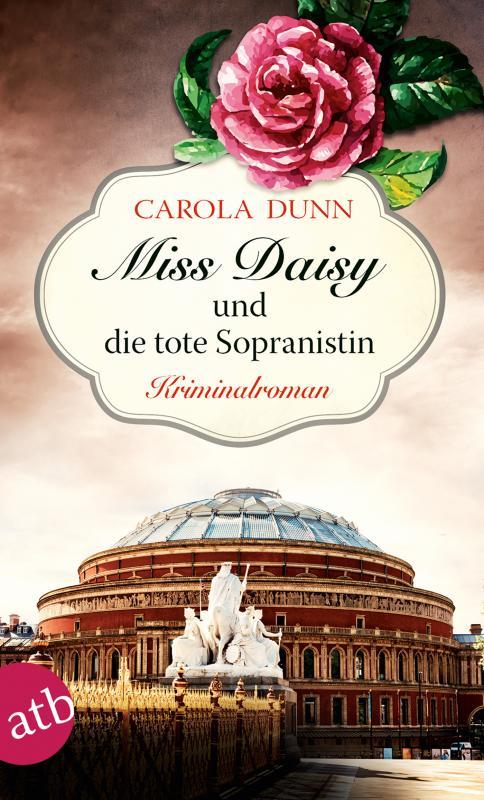 Cover-Bild Miss Daisy und die tote Sopranistin