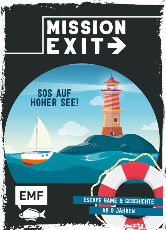 Cover-Bild Mission: Exit – SOS auf hoher See!