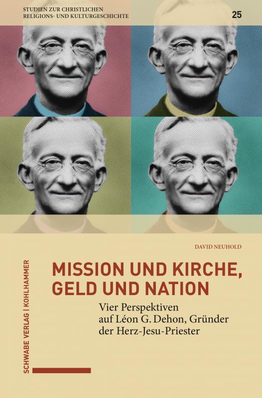 Cover-Bild Mission und Kirche, Geld und Nation