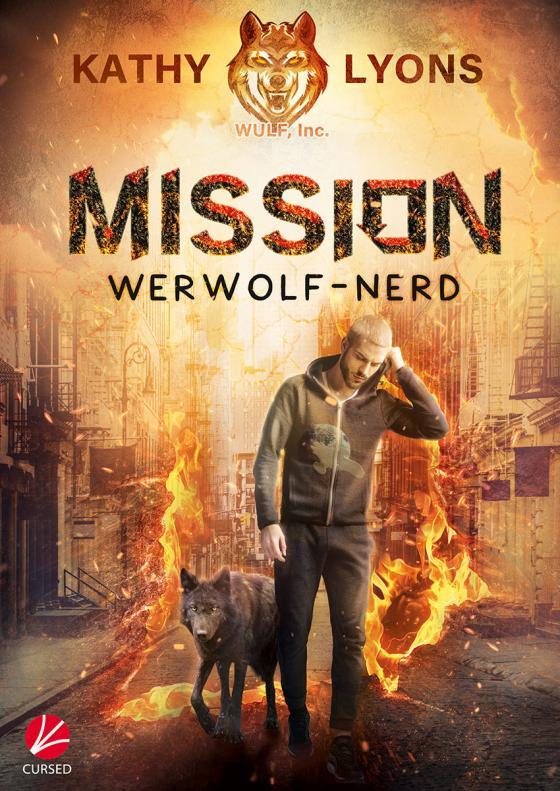 Cover-Bild Mission Werwolf-Nerd