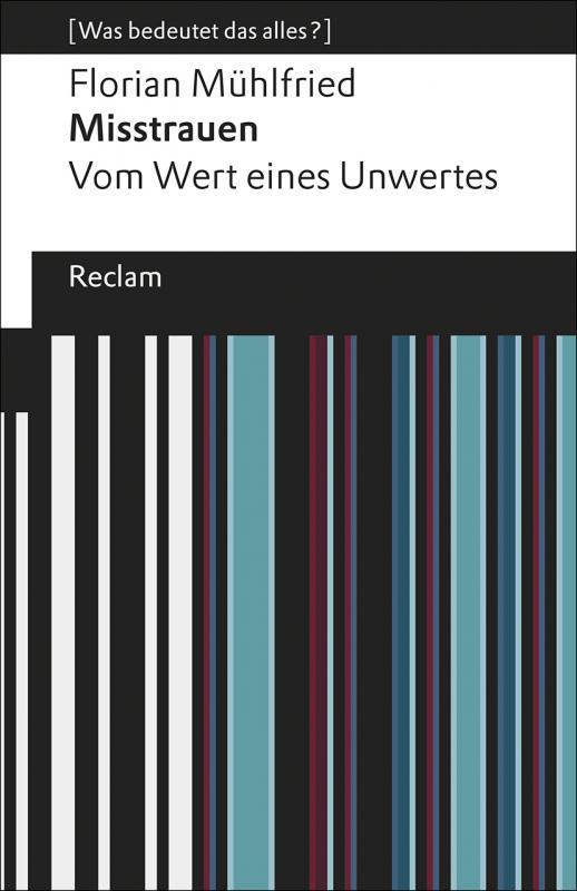 Cover-Bild Misstrauen