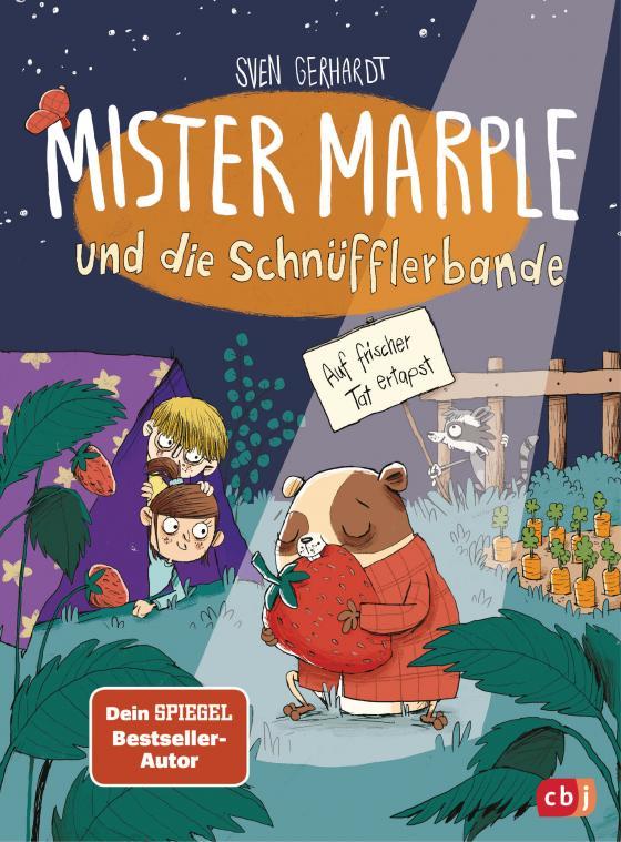 Cover-Bild Mister Marple und die Schnüfflerbande - Auf frischer Tat ertapst