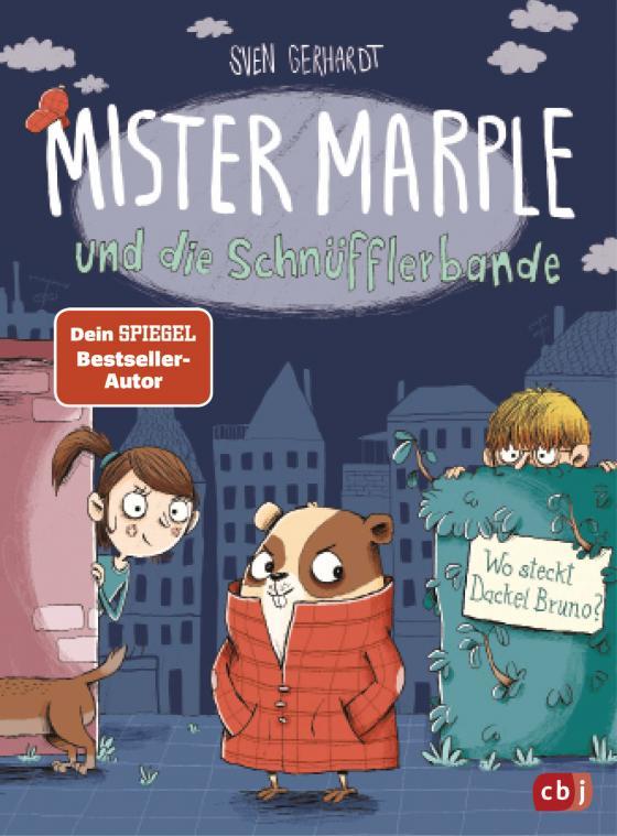 Cover-Bild Mister Marple und die Schnüfflerbande - Wo steckt Dackel Bruno?