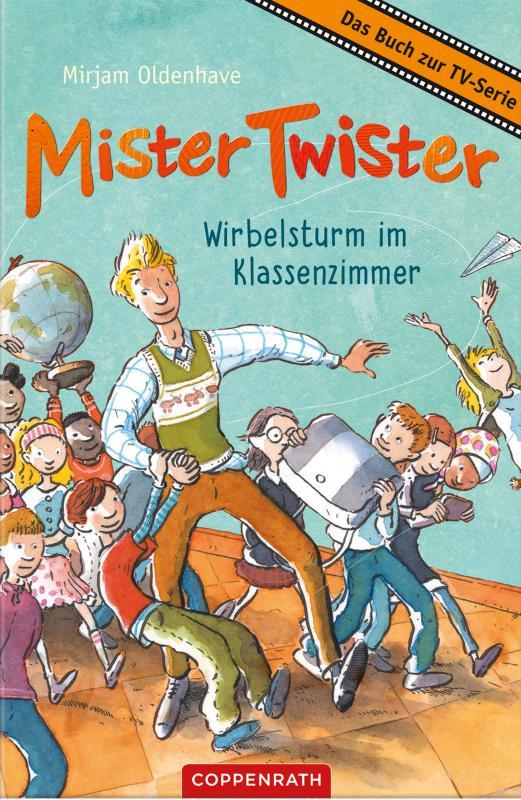 Cover-Bild Mister Twister (Sammelband)