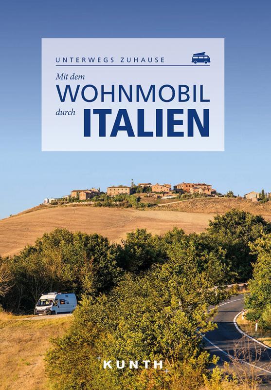 Cover-Bild Mit dem Wohnmobil durch Italien