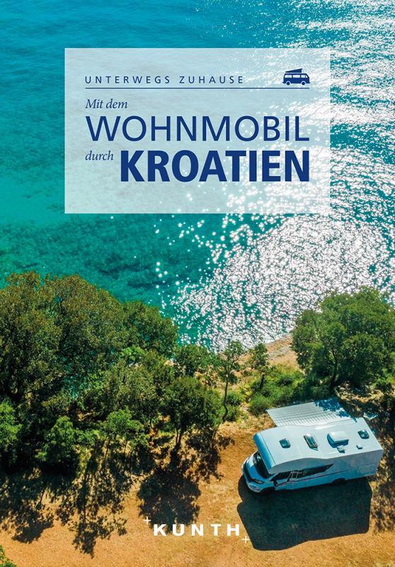 Cover-Bild Mit dem Wohnmobil durch Kroatien