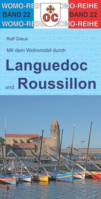 Cover-Bild Mit dem Wohnmobil durch Languedoc und Roussillon