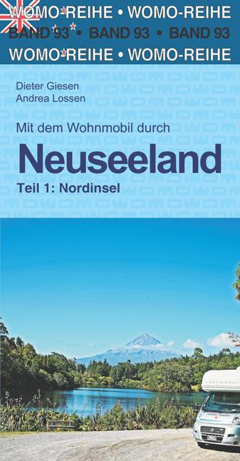 Cover-Bild Mit dem Wohnmobil durch Neuseeland