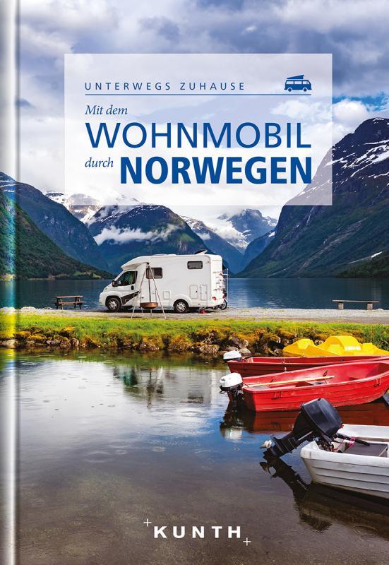 Cover-Bild Mit dem Wohnmobil durch Norwegen