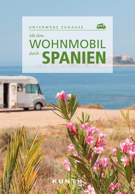 Cover-Bild Mit dem Wohnmobil durch Spanien