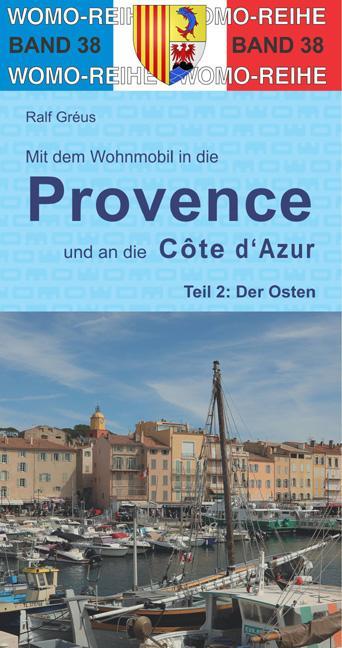 Cover-Bild Mit dem Wohnmobil in die Provence und an die Cote d' Azur