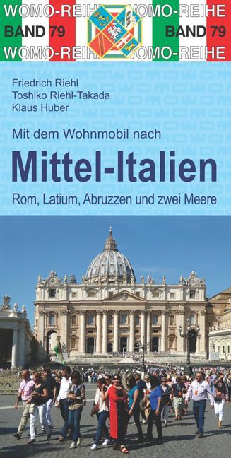 Cover-Bild Mit dem Wohnmobil nach Mittel-Italien