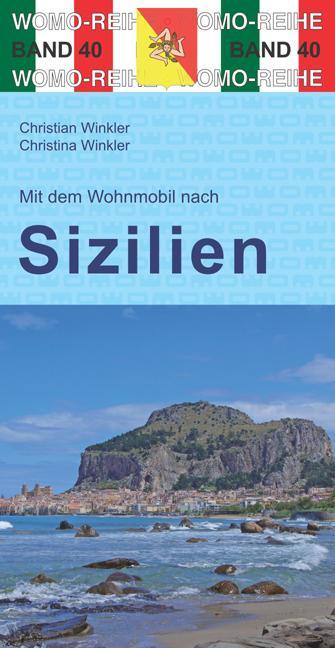 Cover-Bild Mit dem Wohnmobil nach Sizilien
