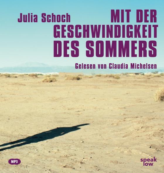 Cover-Bild Mit der Geschwindigkeit des Sommers