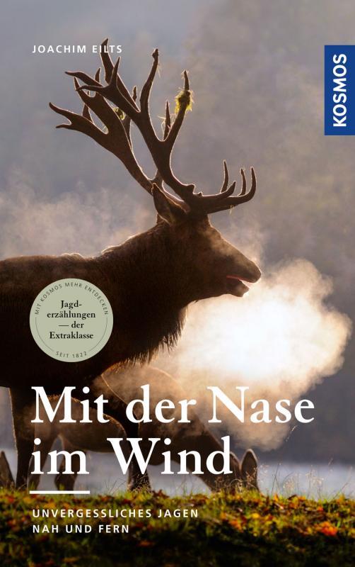Cover-Bild Mit der Nase im Wind