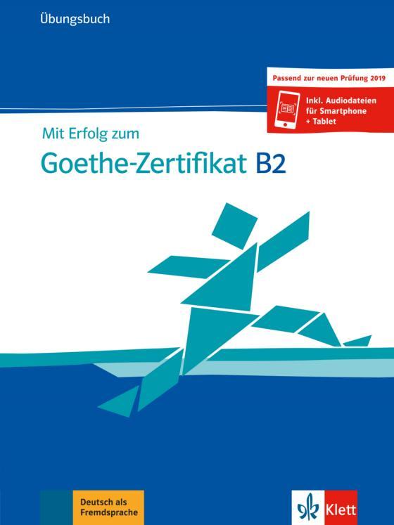 Cover-Bild Mit Erfolg zum Goethe-Zertifikat B2