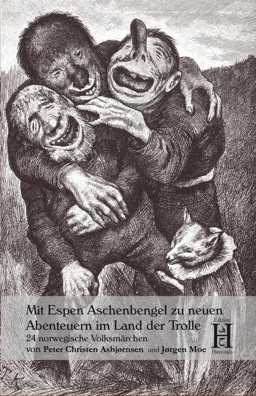 Cover-Bild Mit Espen Aschenbengel zu neuen Abenteuern im Land der Trolle
