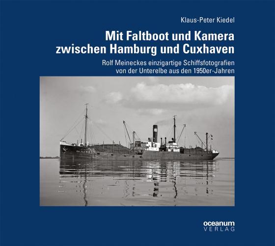 Cover-Bild Mit Faltboot und Kamera zwischen Hamburg und Cuxhaven