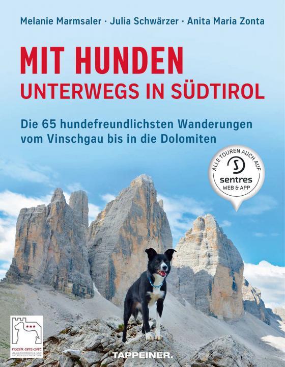 Cover-Bild Mit Hunden unterwegs in Südtirol