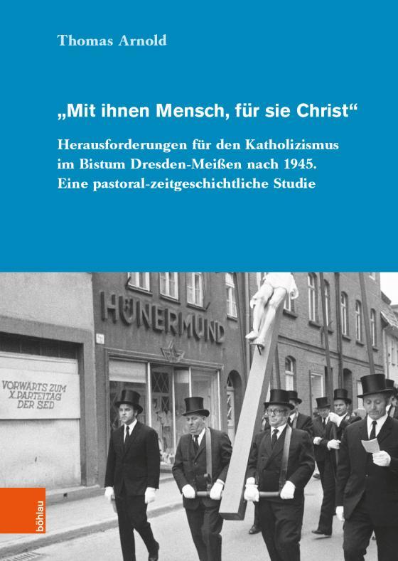 """Cover-Bild """"Mit ihnen Mensch, für sie Christ"""""""