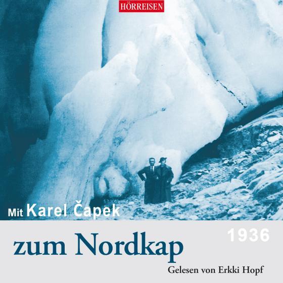 Cover-Bild Mit Karel Čapek zum Nordkap