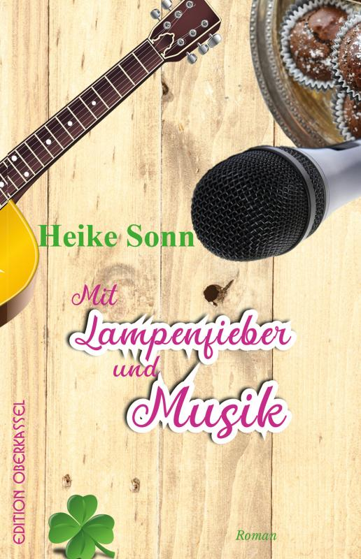 Cover-Bild Mit Lampenfieber und Musik
