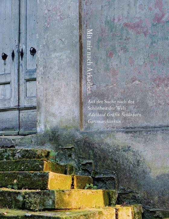 Cover-Bild Mit mir nach Arkadien